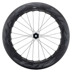 Zipp 858 NSW Carbon Clincher Disc Brake Centre Locking Front Wheel