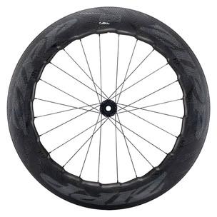 Zipp 858 NSW Carbon Clincher Disc Brake Centre Locking Front Wheel 2019