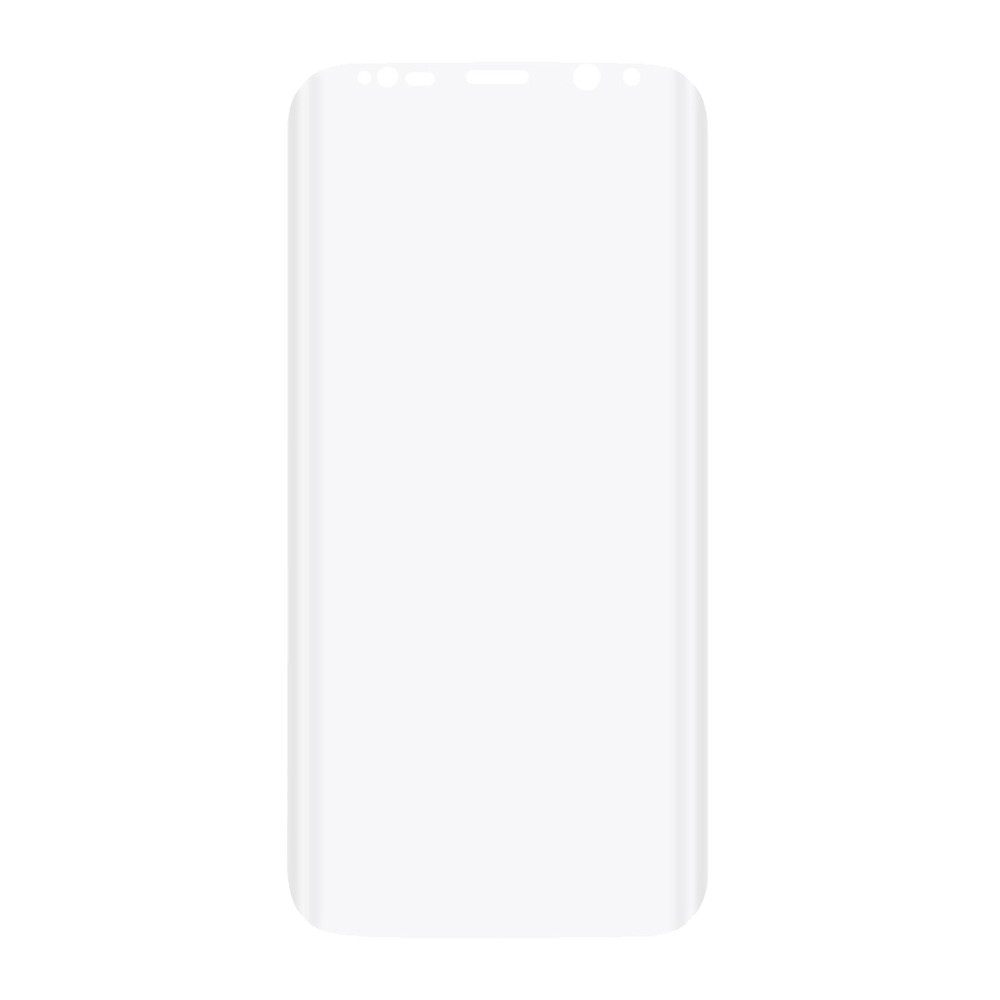 Tuff-Luv Curved 3D Tempered Glass Screen Protector For Galaxy S8