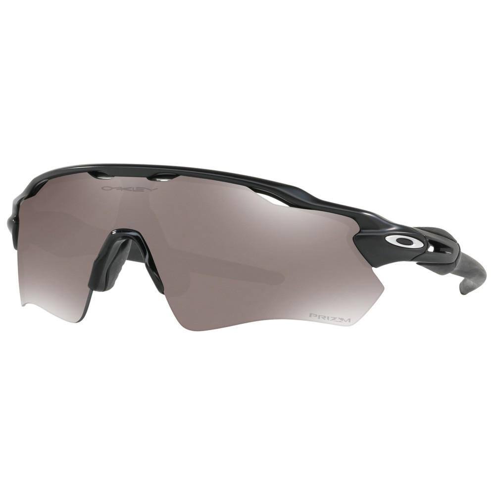 Oakley Radar EV Path Sunglasses With Prizm Black Polarised Lens