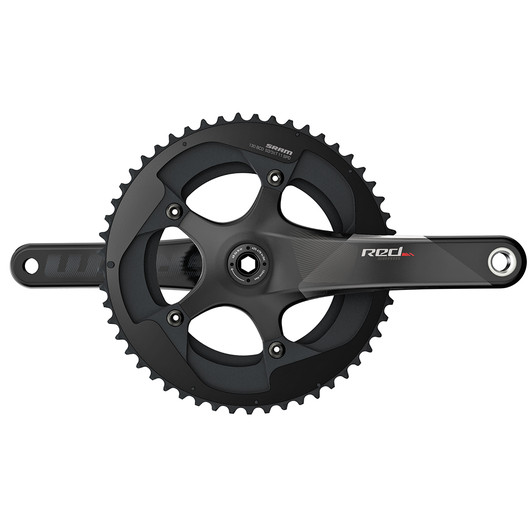 SRAM Red Exogram Crankset BB386 (Bearings Not Included)