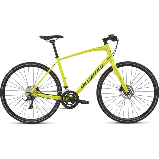 Specialized Sirrus Sport Disc Hybrid Bike 2018