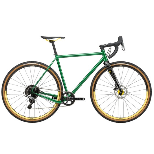 Rondo Ruut Steel Gravel Bike