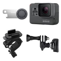 GoPro Hero 6 Action Camera + Accessories Bundle