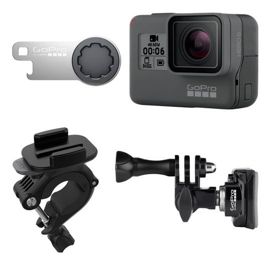 GoPro Hero 6 Action Camera + Accessories Bundle ... fe03b149a714