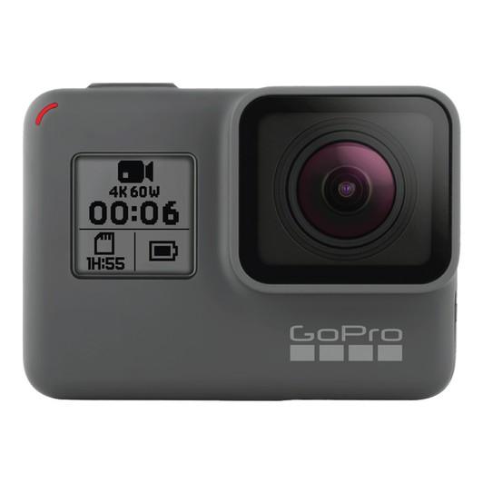 GoPro Hero 6 Action Camera + Accessories Bundle