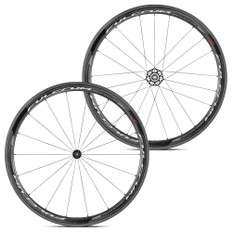 Fulcrum Racing Quattro 40mm Carbon Clincher Wheelset 2018