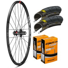 Fulcrum Racing 7 Disc Brake Wheelset with Tyre/Tube Bundle 2018