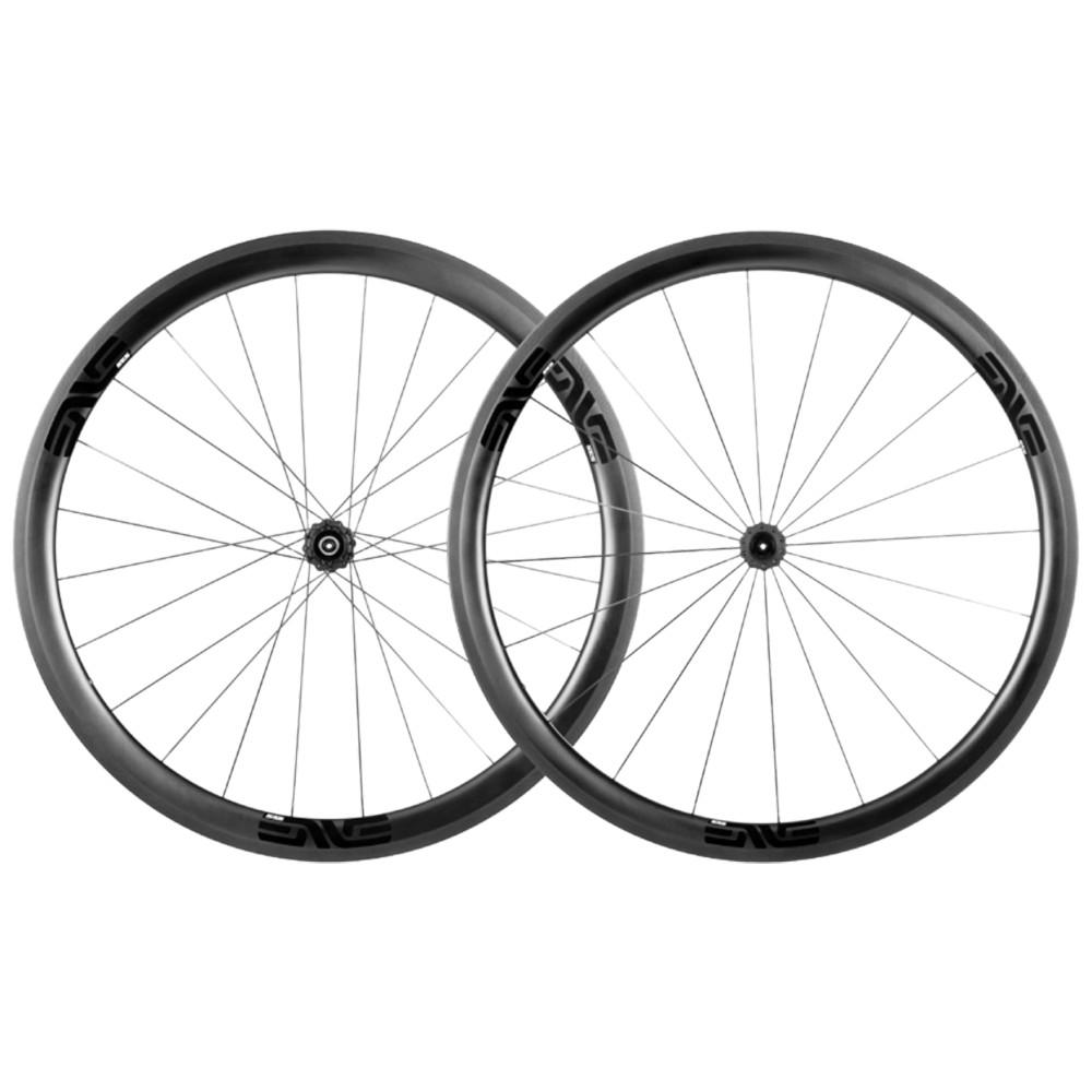 ENVE SES 3.4 G2 Clincher Wheelset With Ceramic Chris King R45 Hubs