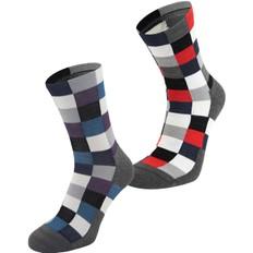 Ashmei Chequered Merino Socks
