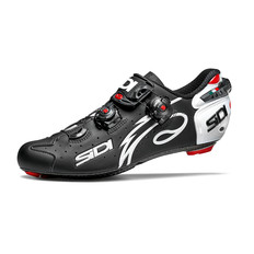 Sidi Wire Carbon Mens Matt Road Shoes