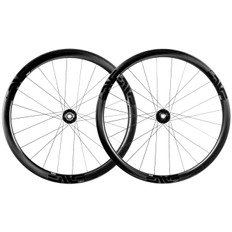 ENVE SES 3.4 Thru Axle Disc Wheelset Ceramic Chris King R45 Hubs