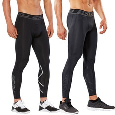 2XU Accelerate Compression Tight with Pouch