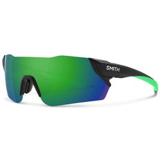 Smith Attack Sunglasses with ChromaPop Green Mirror Lens