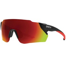 Smith Attack Max Sunglasses with ChromaPop Red Mirror Lens