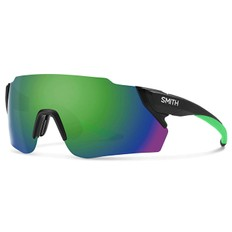Smith Attack Max Sunglasses with ChromaPop Green Mirror Lens