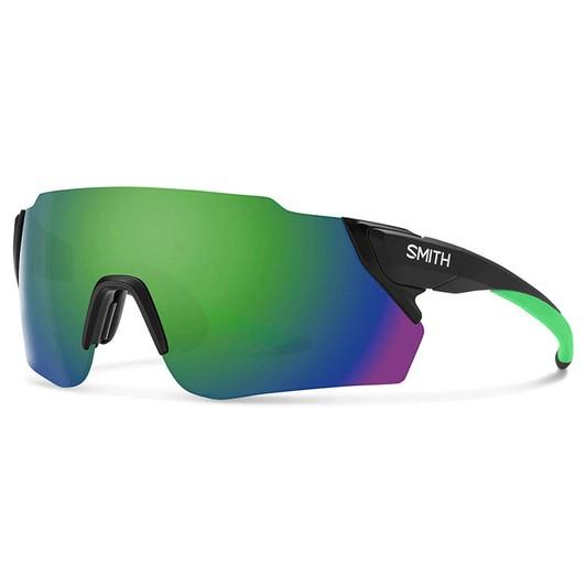 2bed9e00806 Smith Attack Max Sunglasses with ChromaPop Green Mirror Lens