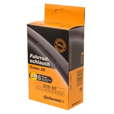 Continental Cross 28 Inner Tube 42mm Presta Valve 700 x 25-35