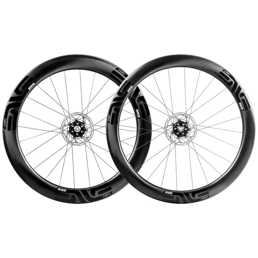 ENVE SES 5.6 Thru Axle Disc Clincher Wheelset With Chris King Hubs
