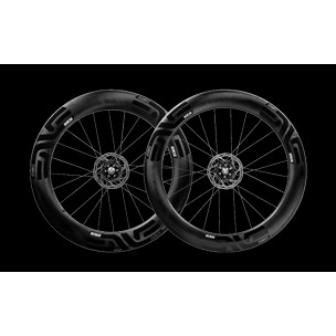 ENVE SES 7.8 Thru Axle Disc Clincher Wheelset With Chris King Hubs