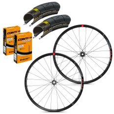 Fulcrum Racing 5 Disc Brake Wheelset with Tyre/Tube Bundle 2018
