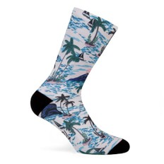 Pacific & Co. Aloha Coolmax Socks