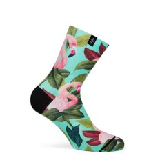Pacific & Co. Flamingo Coolmax Womens Socks