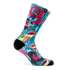 Pacific & Co. Monkey Gang Coolmax Socks