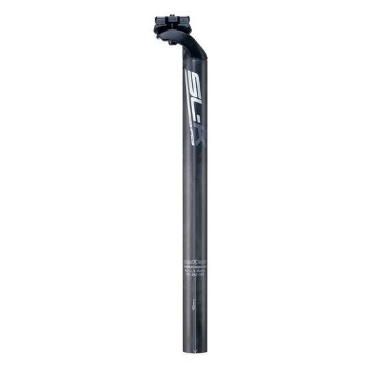 FSA SL-K Carbon Grey Decal Seatpost 25.4mm