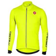 Castelli Puro 2 Full Zipped Long Sleeve Jersey