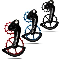 CeramicSpeed Coated Campagnolo Oversized Pulley Wheel System