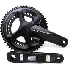 Stages Cycling G3 Shimano Ultegra R8000 LR Dual Sided Power Meter 53/39