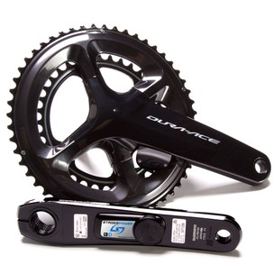 Stages Cycling G3 Shimano Dura Ace R9100 LR Dual Sided Power Meter 53/39