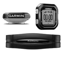 Garmin Edge 25 GPS Cycle Computer & Heart Rate Bundle