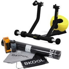 BKOOL Pro 2 Smart Turbo Trainer with Accessory Pack