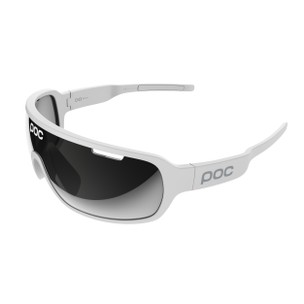 POC DO Blade Clarity Sunglasses With Violet/Silver Mirror Lens