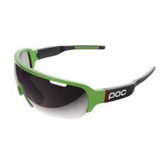 POC DO Half Blade Sunglasses with Violet/Silver Mirror Lens