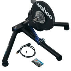 Wahoo KICKR Direct Drive Smart Turbo Trainer Zwift Bundle