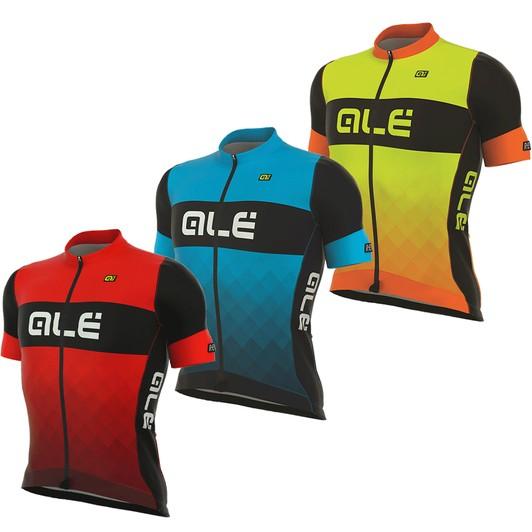 8c944f12d1b Ale R-EV1 Rumbles Short Sleeve Jersey | Sigma Sports