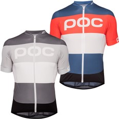POC Essential Road Logo Short Sleeve Jersey