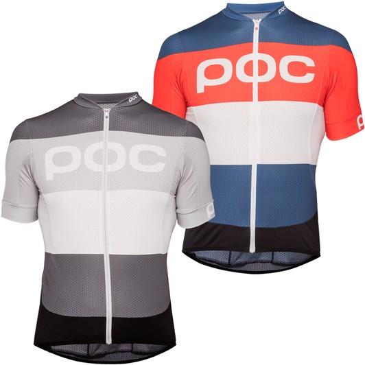 POC Essential Road Logo Short Sleeve Jersey  4efc42dad