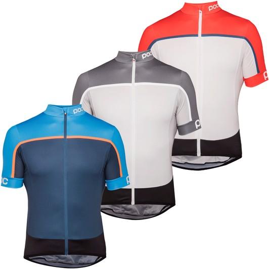 POC Essential Road Block Short Sleeve Jersey  914f1c6c3