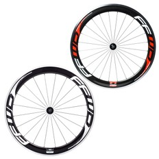 FFWD F6R Carbon Alloy Clincher Wheelset - DT240