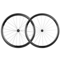 ENVE SES 3.4 NBT G2 Clincher Wheelset with Chris King Matte Black Hubs