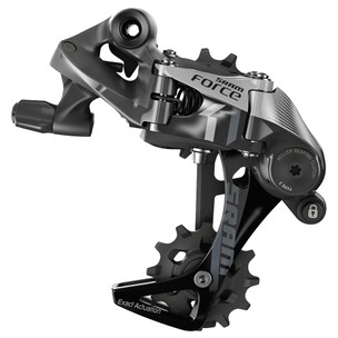 SRAM Force 1 Rear Derailleur Long Cage (10-42) T3