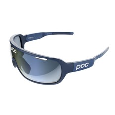 POC DO Blade Sunglasses Brown/Silver Mirror Lens