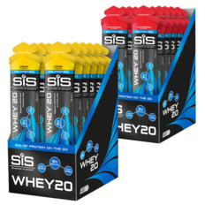 Science in Sport Whey 20 Protein Gel Box of 12 x 78ml