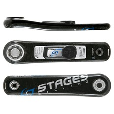 Stages Cycling G3 Power L Carbon SRAM BB30 Road Crank Arm