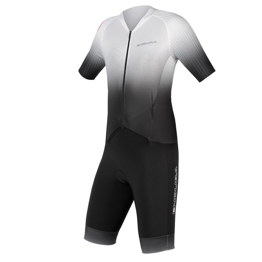 Endura QDC Short Sleeve Tri Suit