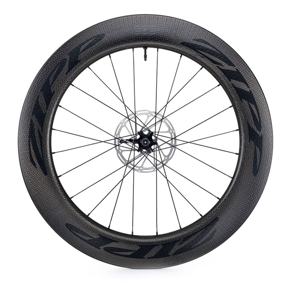 Zipp 808 Carbon Tubeless 6-Bolt Disc Front Wheel 2019